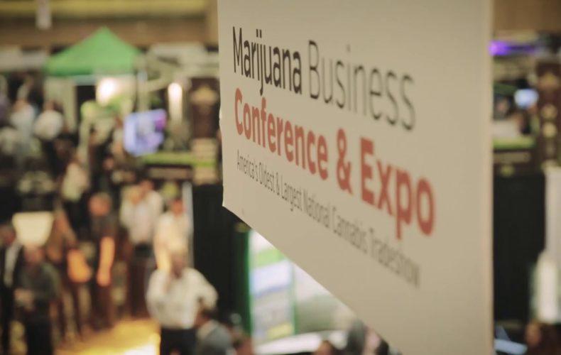 Medical Marijuana Expo in Orlando, Florida, 2016.