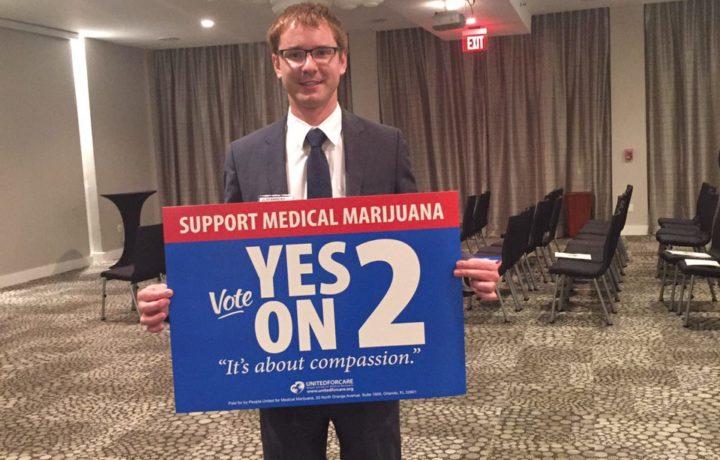 Floridians Support Medical Marijuana Regulations